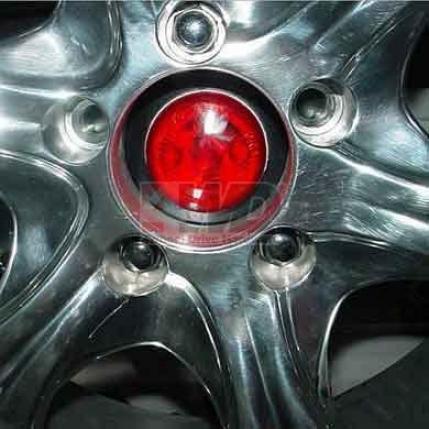 Rear Bumper/tire Carrier 3rd Brake Livht By Rock Hard 4x4