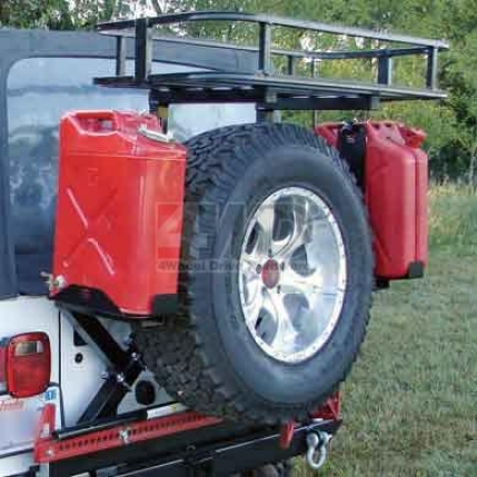 Rear Bumpet/tire-carrier By Rock Laboriously 4x4