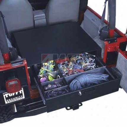 Rear Cargo Security Drawer By Tuffy