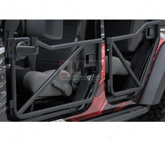 Rear Tubular Off-road Doors By Rancho