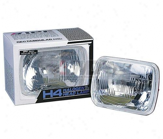 Rectangular Headlight Housing By Ipf