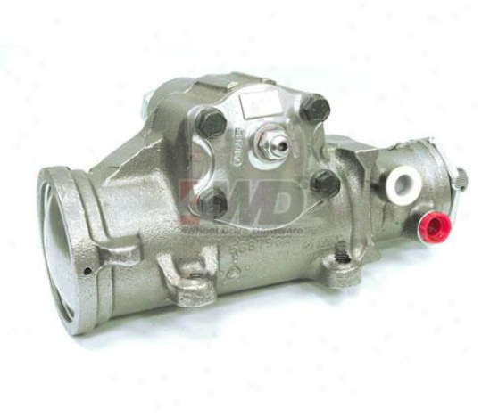 Remanufactured Power Steering Box