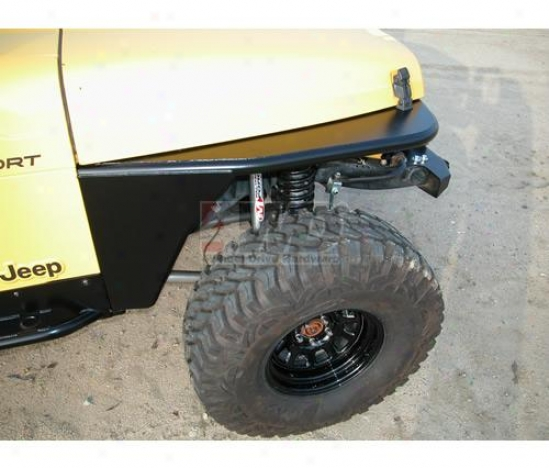 ?renegade? Style Front Tube Fenders By Purejeep