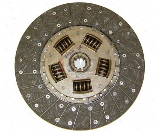 "Replacement 10.5"" Clutch Disc By Omix-ada"