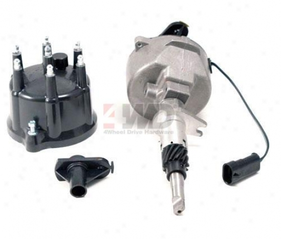 Replacement 4.0l 6 Cylinder Distributor By Omix