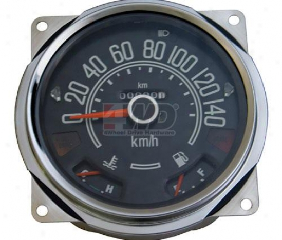 Replacement Speedometer Assemlby By Omix
