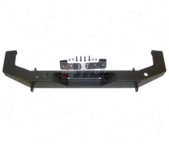 Rock Crawler Rear Bumper By Crown