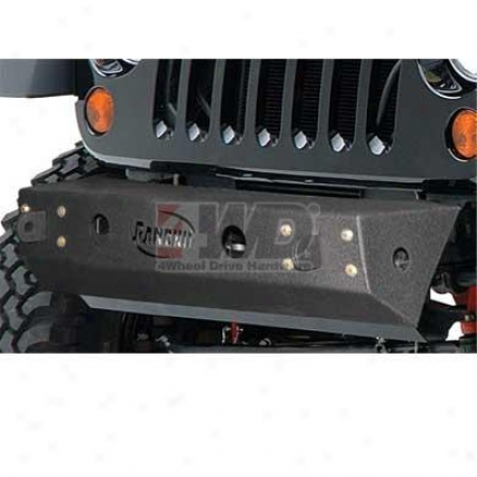 Rock Gear Front Off-road Bumper By Rancho
