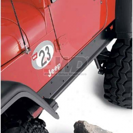 Rock Sliders By Warn®