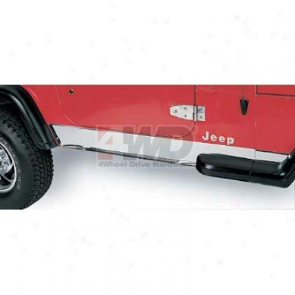 Rocker Panels By Rampage