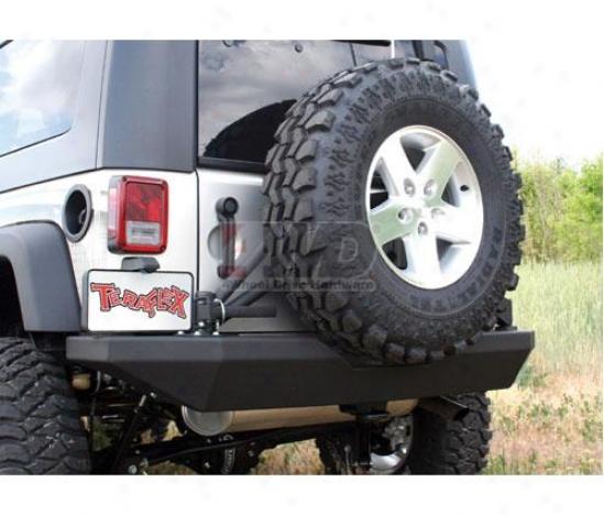 Rockguard Rear Bumper By Teraflex