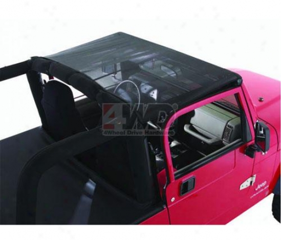 Roll Bar Top By Rugged Ridge