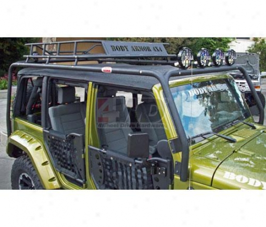 Roof Rack Base By Consistency Armor