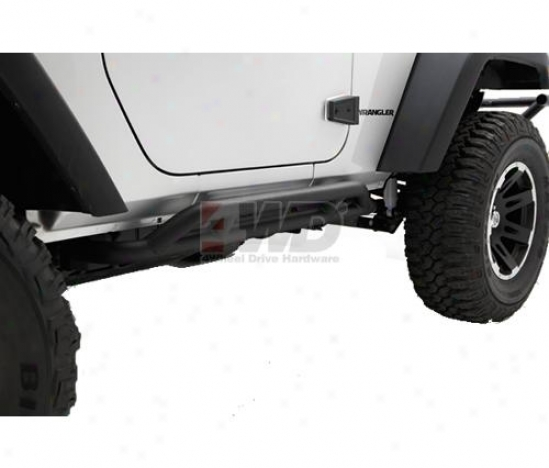 Rrc Rocker Guards By Rugged Ridge?