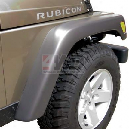 Rubicon Style Fender Flares By Jeep?