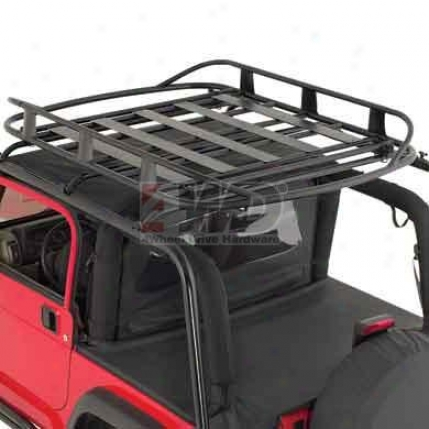 Rugged Rack Basket By Smittybilt
