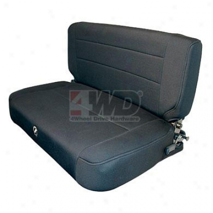 Safari Reat Seat Vinyl With Cloth By Corbeau