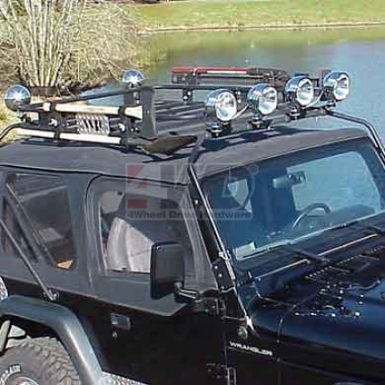 Safari Sports Rack For Unlimited By Warrior Products
