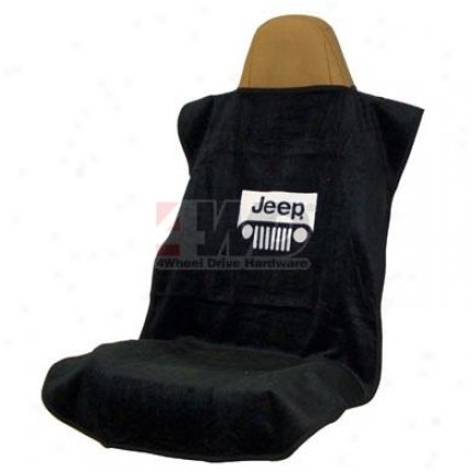 Seat Armor Jeep Grille Seat Towel By Insync Business Solutions