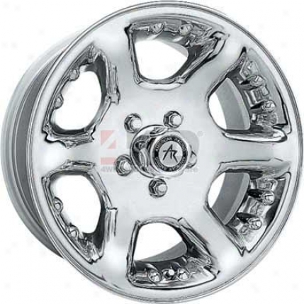 Series 160 Polished Atlas Wheel By American Racing