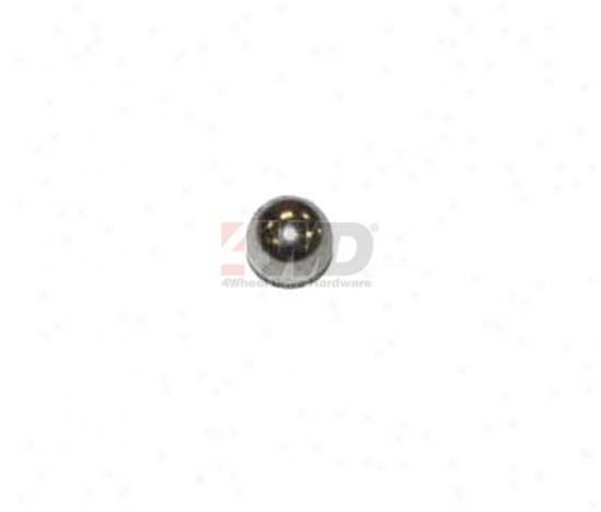 Shift Rail Poppet Ball