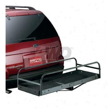 Side Bars For Lund Hitch Munted Cargo Carrier By Lund