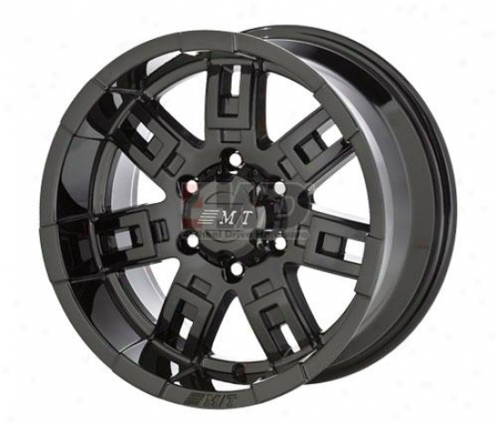 Sidebiter Cast Wheel By Mickey Thompson