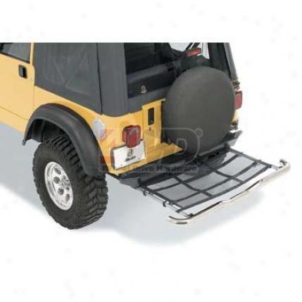 Slide Away Tray Brackets By Bestop