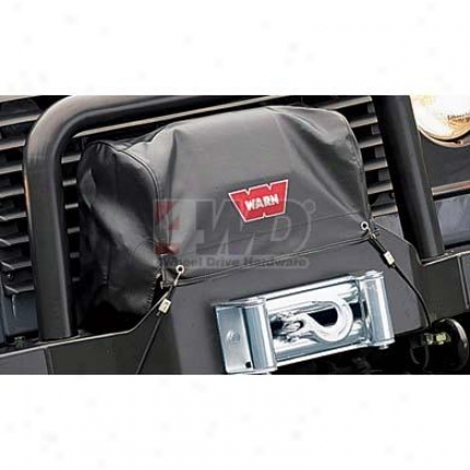 Soft Winch Cover For M8000 Winch In proportion to Warn®