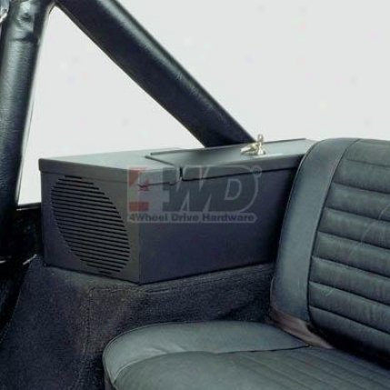 Speaker & Storage Lockbox Set By Tuffy?