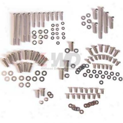 Stainless Steel Amc V8 Fastener Pcakage