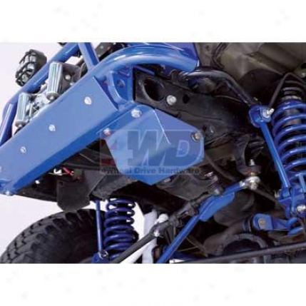 Steering Box Skid Plate By Fabtech
