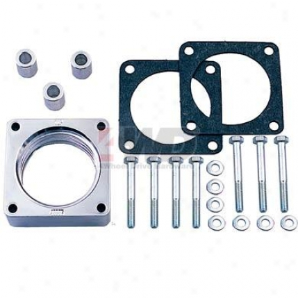 Street & Performance Heelix Throttle Body Spacer