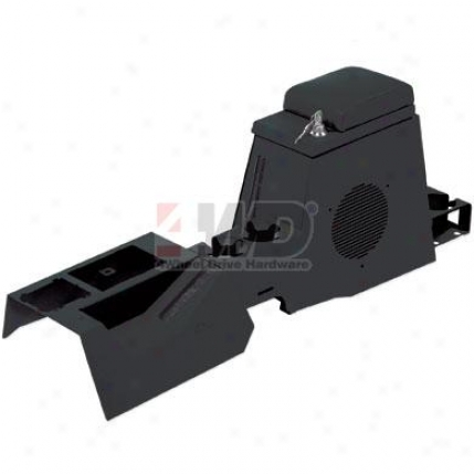 Subwoofer Security Console Through  Tuffy