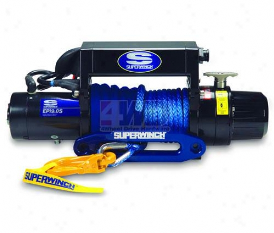 Superwinch Epi9.0s 9000lb. Winch