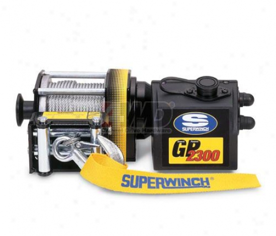 Superwinch® Gp2300 Winch