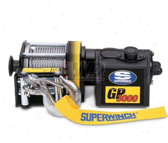 Superwinch® Gp3000 Winch