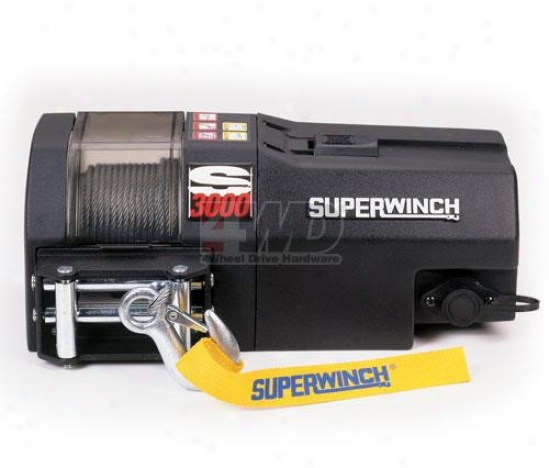 Superwinch® S3000 Winch