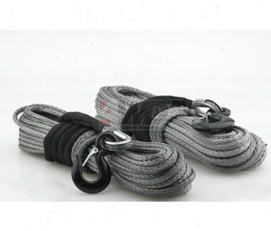 Synthetic Winch Rope Dsk-5 By Smittybilt