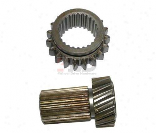 T-176 Reverse Idler Gear And Slippery Gear Kit