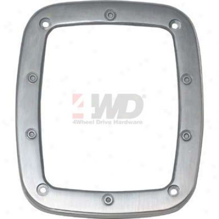 Tail Lamp Bezels By Rampage