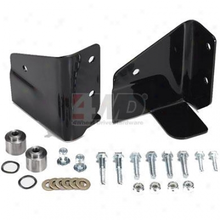 Tailgate Cable & Latch Attaching Bracket Kit
