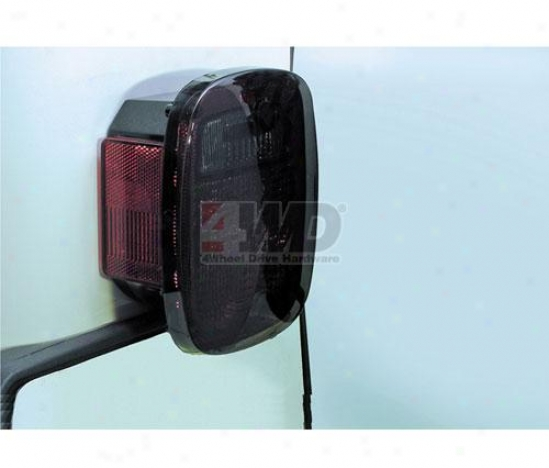 Taillight Blackouts By Rugged Ridge