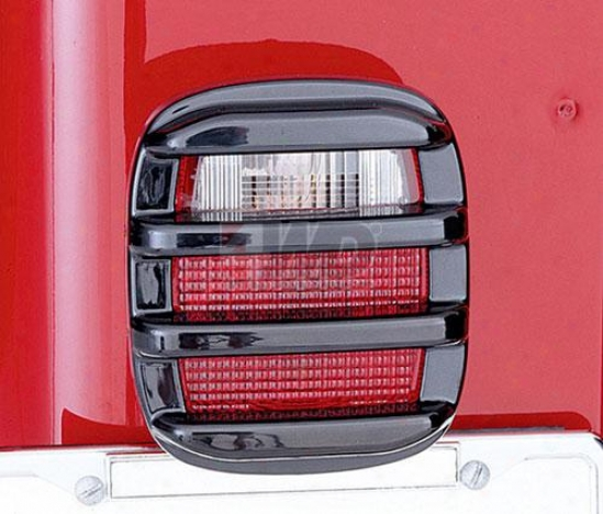 Taillight Guards By Rugged Ridge