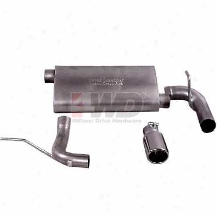 Tfx Performance Exhaust System By Pacesetter