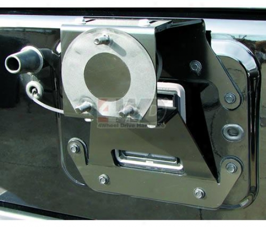 Third Brake Light Bracket Kit By Truck Master Designs
