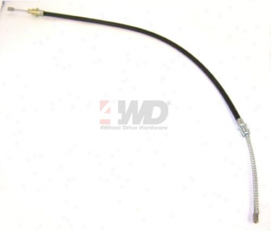 Throttle Cable By Crown