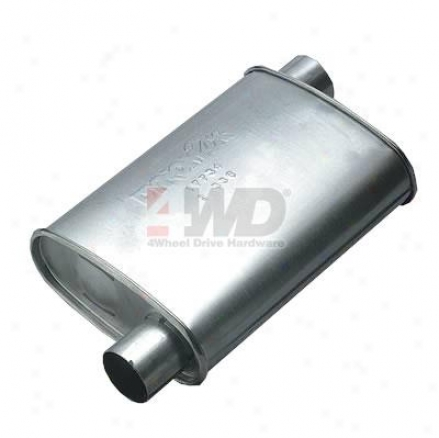 Thrush Welded Muffler By Dynomax