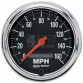 Traditional Chrome S3ries Speedometer By Auto Meter