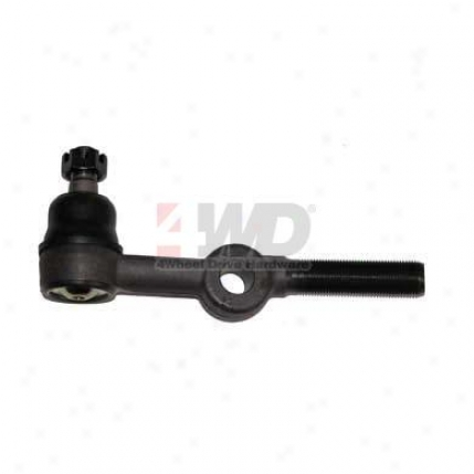 Tie Rod End With Hole